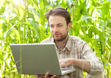 Crop Data Management