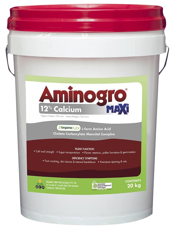 Aminogro MAXi Calcium 12%