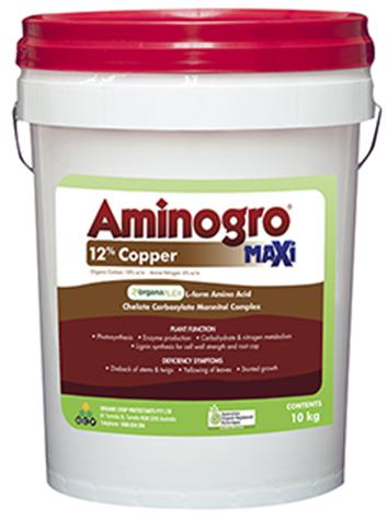 Aminogro MAXi Copper 12%