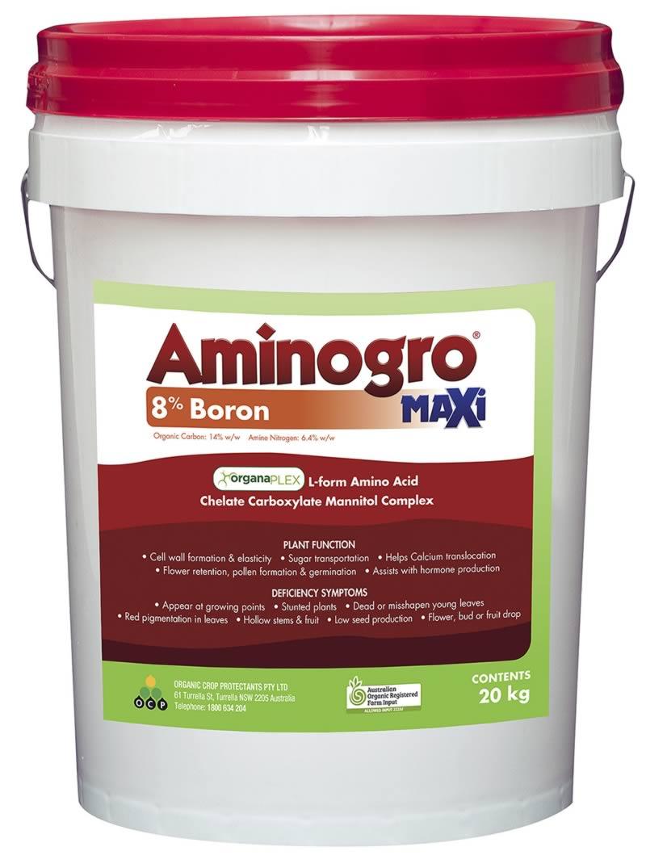 Aminogro MAXi Boron 8%
