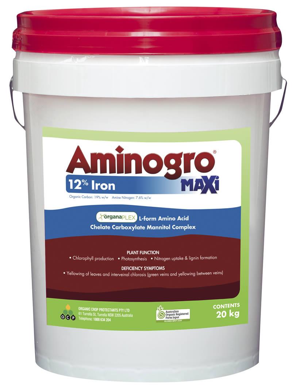 Aminogro MAXi Iron 12%