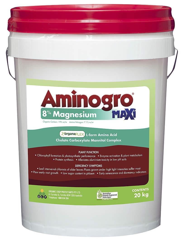 Aminogro MAXi Magnesium 8%