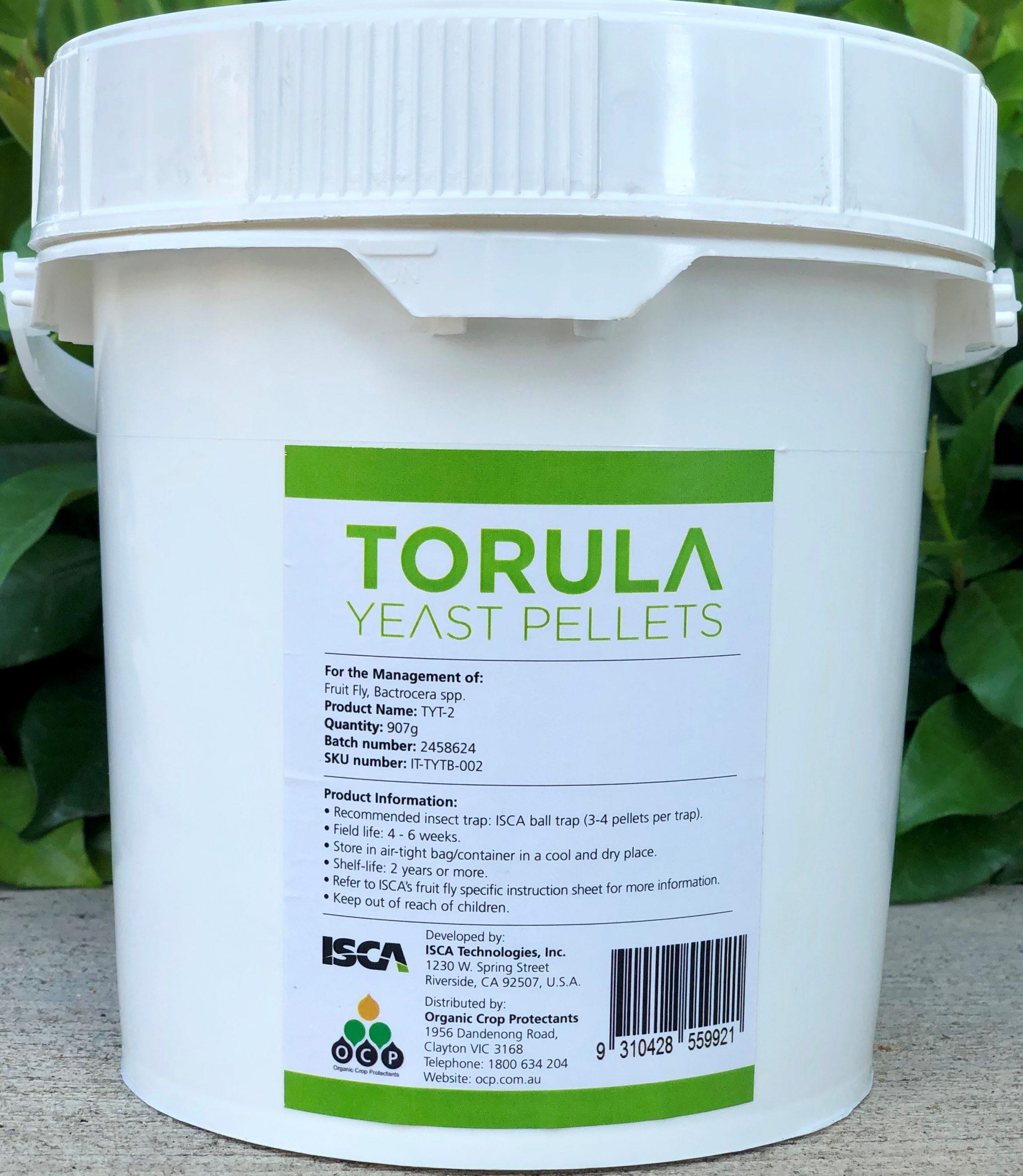TORULA YEAST PELLETS