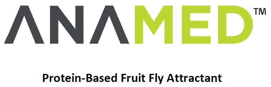 ANAMED Female Queensland Fruit Fly Attractant