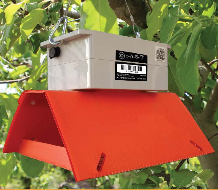DTN Remote Insect Monitoring Traps & Pest Insights software