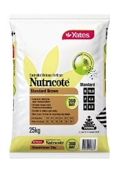 Yates Nutricote Standard Brown 360 Day - 16 : 4.4 : 8.3
