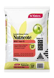 Yates Nutricote N18.7 Total + TE 270 Day - 18.7 : 2.7 : 6.3